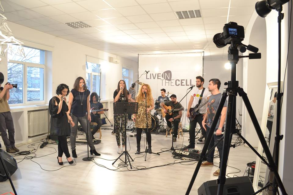 Feel Dare Sing AllStars – Primul Mash Up cu vocalisti romani