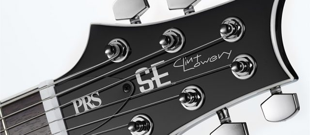 Review PRS SE Clint Lowery